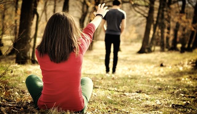 มาดูกัน!!!! วิธีมองความรักเก่าที่ต้องจากลาอย่างชาญฉลาด…