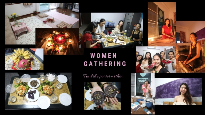 Women Gathering คืออะไร? ทำไมถึงมีเเต่ผู้หญิง?